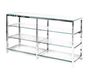 Estanterias De Cristal Para Salon.Estanterias De Cristal Transparente Estilo Westwing