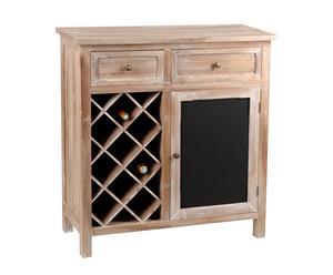 Mueble para vino Slate