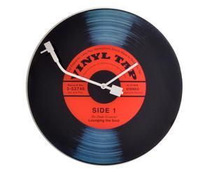 Reloj Vinyl Tap