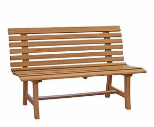Banco de madera sin reposabrazos Java