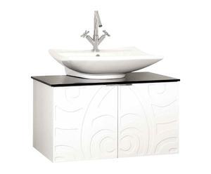 Mueble de baño kalahari - blanco
