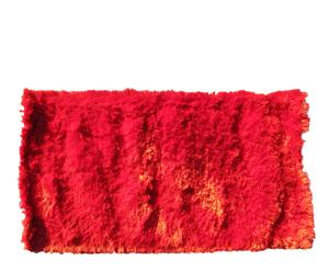 Alfombra Cozy Mountain, rojo – 50x80