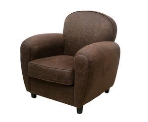 Sofá vintage – marrón