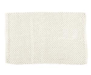 Alfombrilla de baño de algodón – gris