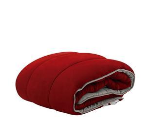 Edredon Nordico Rojo.Edredones Rojos Pasion Y Estilo En La Habitacion Westwing