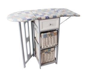 Mueble Plancha de Madera – Gris