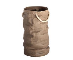 Macetero saco cilíndrico – grande