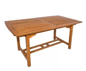 Mesa rectangular extensible Teca – Natural
