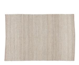 Alfombra de cáñamo Taya, beige - 230x160