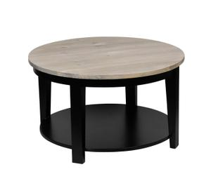 Mesa de centro – redonda