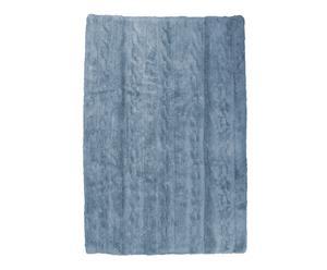 Alfombra trenzada – Azul