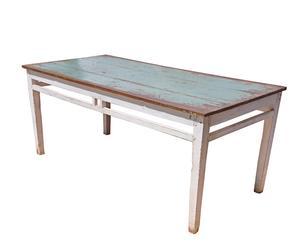 Mesa de comedor – turquesa