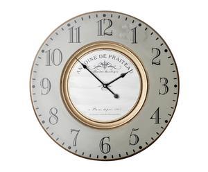Reloj de pared de Metal – Oro