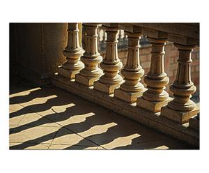 Balcón piedra, de Teo Tarras