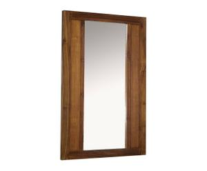 Espejo de madera Forest - Marrón