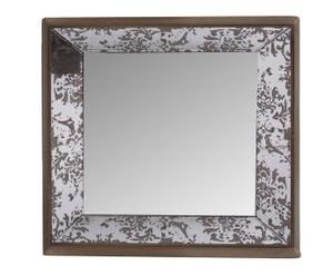Espejo de DM – marrón y gris