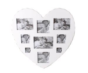 Marco de fotos – corazón