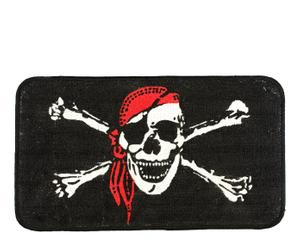 Alfombra de poliéster Pirata