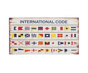 Cuadro International Code Board
