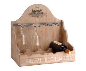 Cajón para copas de vino – natural