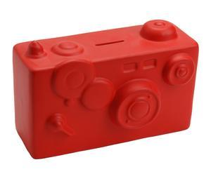 Hucha con forma de cámara en dolomita – rojo
