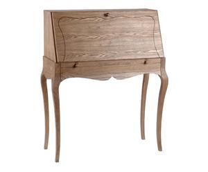 Escritorio en madera de fresno Mademoiselle - natural