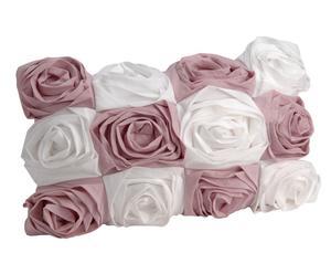 Cojín Rosas - 30x50cm