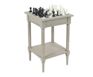 mesa Tablero de ajedrez Edouard