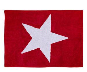 Alfombra Estela, rojo– 120x160