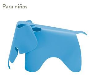Taburete Elefante – azul