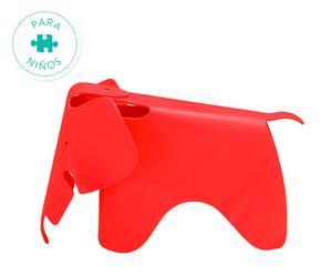 Taburete Elefante – rojo