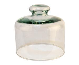 Quesera de vidrio – transparente