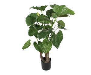 Planta artificial Alocasia