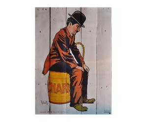 Cabecero Charlie Chaplin I – 35x50