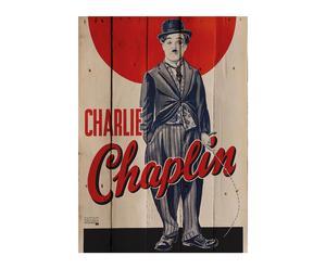 Cabecero Charlie Chaplin IV – 35x50