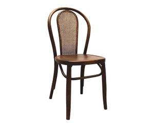 Silla Thonet - marrón
