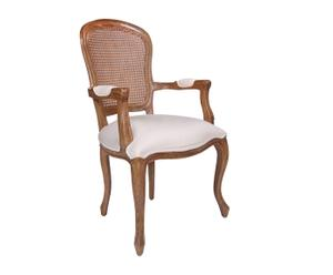 Silla de roble Isabelina – natural