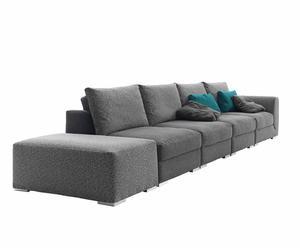 Set de sofá modular Loewe – gris
