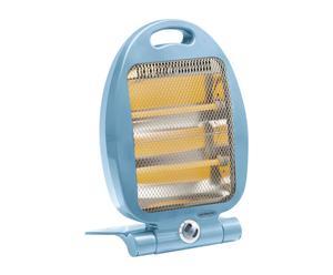 Calefactor halógeno de plástico – azul