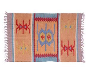 Alfombra Kilim India - 92x61