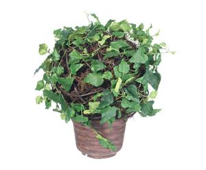 Planta artificial con maceta II