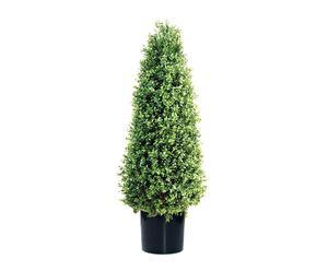 Arbusto cónico artificial