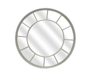 Espejo de metal ventana – Ø50