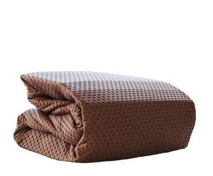 Funda de sofá de 4 plazas Sucre - marrón