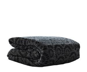 Funda de sofá de 3 plazas Geos - gris oscuro