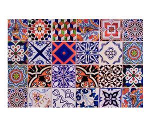 Alfombra vinílica Mosaico I – 99x120