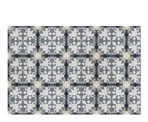 Alfombra vinílica Mosaico Flechas – 133x200