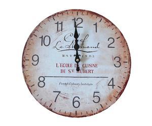 Reloj de cocina en madera I