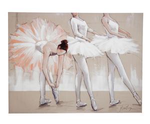 Lienzo Bailarina