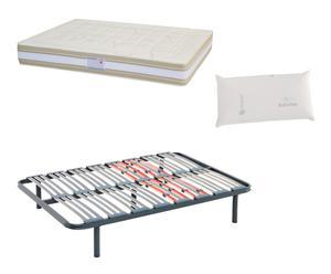 Set de colchón Maxi Dream 90x190, almohada y somier